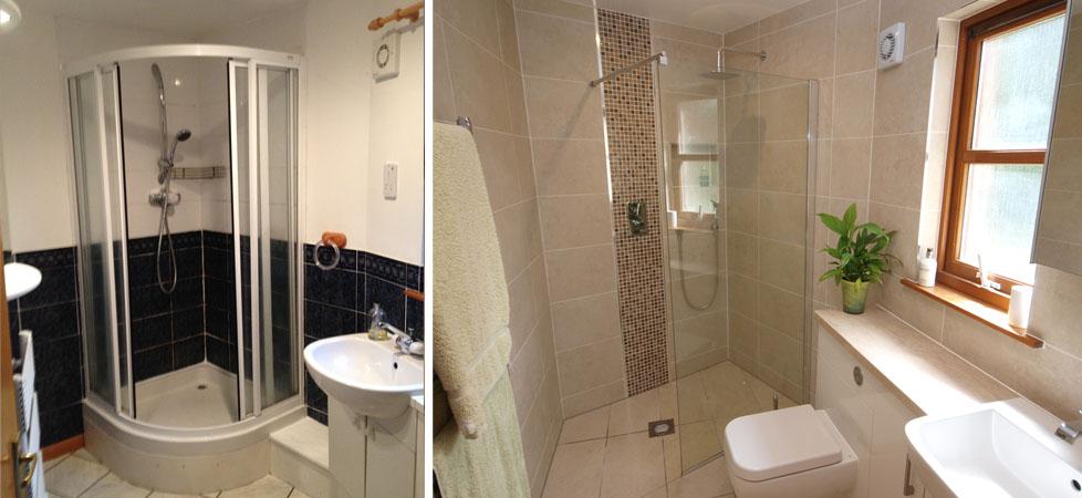 Wetrooms Installation In Edinburgh Fraser Bathrooms Testimonials