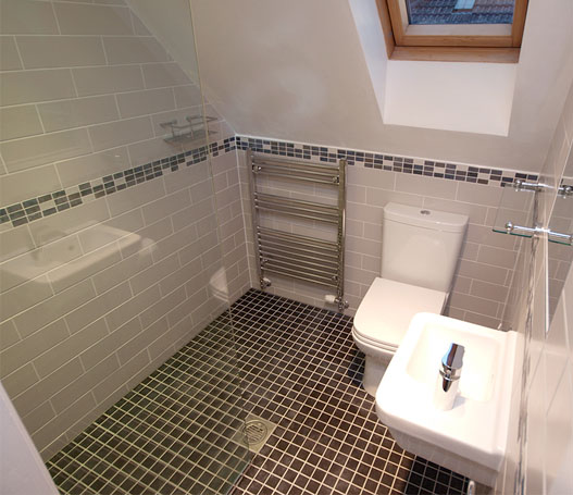 Wetrooms and wetroom design fitting and installation in for Wet room bathroom designs